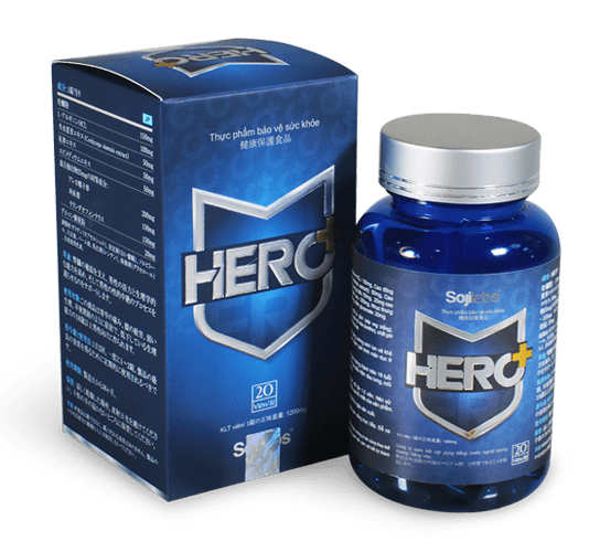 Hero Plus capsules - ingredients, opinions, forum, price, where to buy, lazada - Philippines